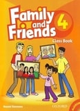 Class book Family and Friends 4