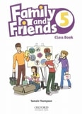 Class book Family and Friends 5