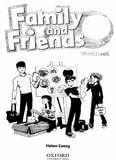 Work book Family and Friends 5