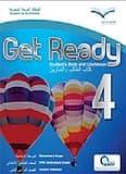 Get Ready 4 خامس ابتدائي الفصل الثاني