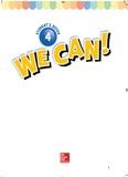 حل كتاب الانجليزي  خامس الفصل الثاني 4 We can