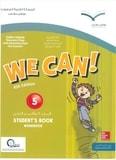 حل كتاب الانجليزي WeCan 5  سادس ف1